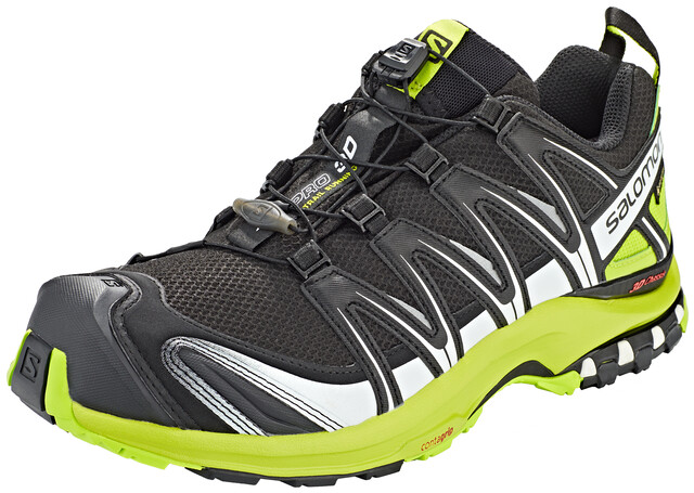 Salomon XA Pro 3D GTX Trailrunning Shoes Men blacklime fFKS9